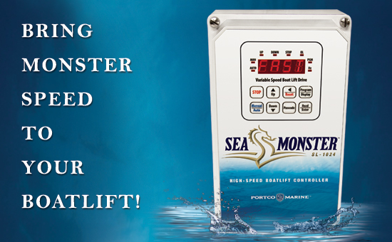 Sea Monster SL 1024